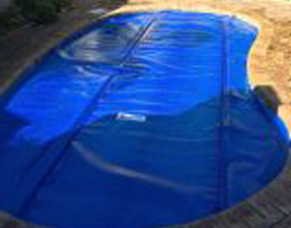 solar blanket for swimming pools