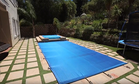 Solid Safety Pool Covers Aqua Net Swimming Pool Covers
