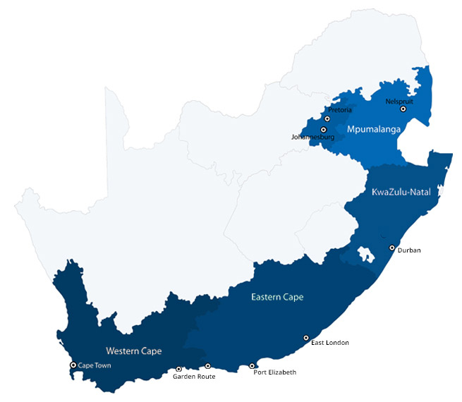 Aqua-net supplies pool covers across South Africa.