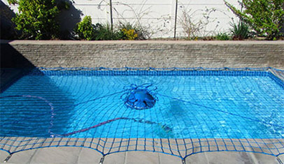 Swimming Pool Safety Nets by Aqua-net South Africa