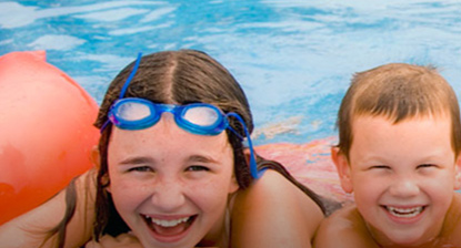 Solid Safety Pool Covers, to save your kids life around the pool.