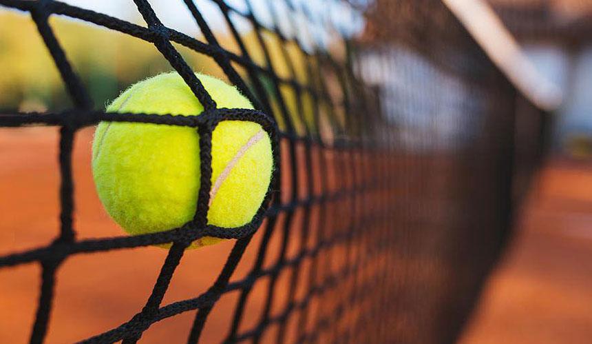 Aqua-Net Tennis net sports nets in Johannesburg, Durban and Cape Town